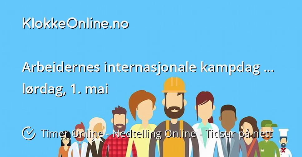 Arbeidernes internasjonale kampdag